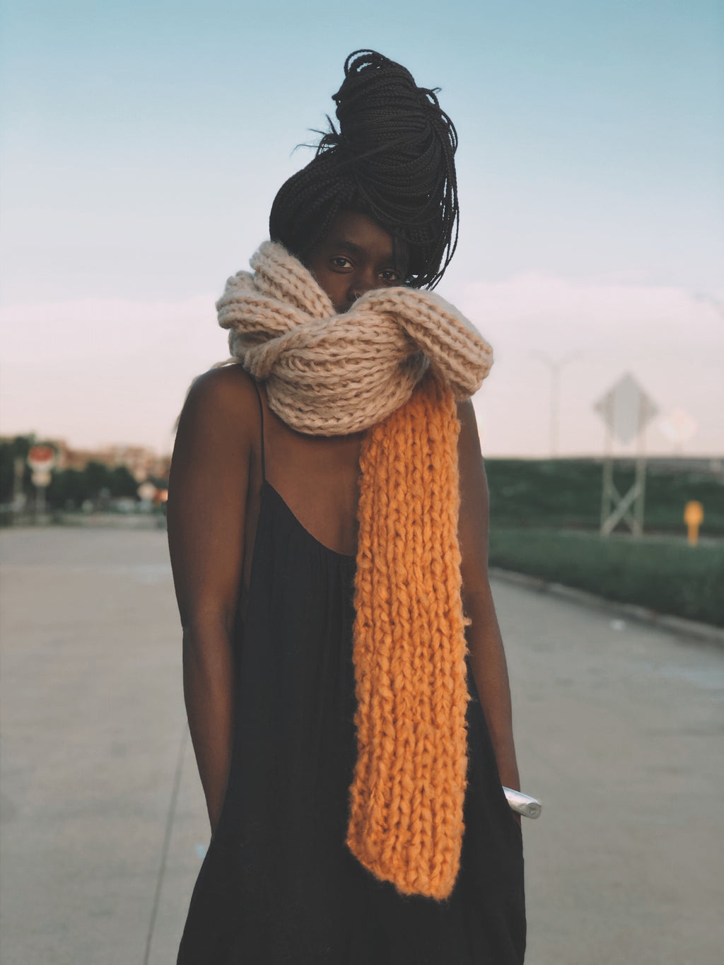 The Work From Home Scarf