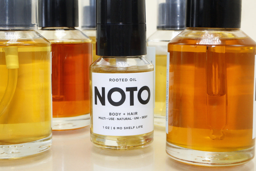 NOTO Rooted Oil