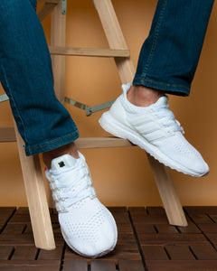 Adidas Ultraboost Full White (Boost)