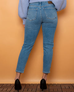 Mavi Women's Mom Jeans