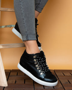 Pimkie Sneaker high neck Black