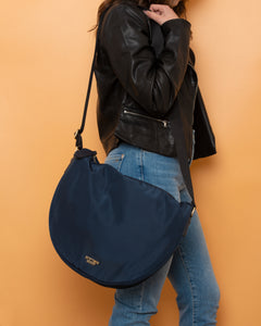 Twinset Handbag Waterproof Navy