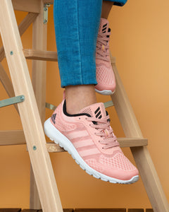Adidas Climacool Mesh Lightweight sneakers Tunning shoes pink