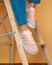 Load image into Gallery viewer, Adidas Gazelle Pink Grey