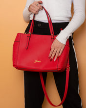 Load image into Gallery viewer, Guess Handbag Red