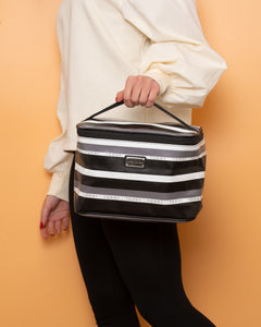 Tommy Hilfiger Handbag Black White Grey