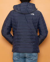 Load image into Gallery viewer, The North Face Waterproof Jacket Light Blue