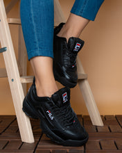 Load image into Gallery viewer, Fila Disruptor Black