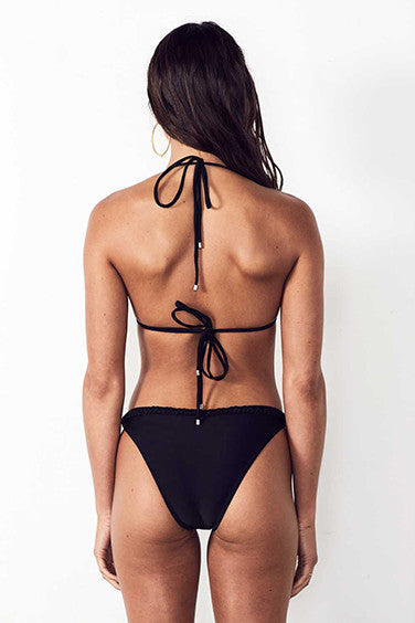 ADORNED PETIT TRI in BLACK