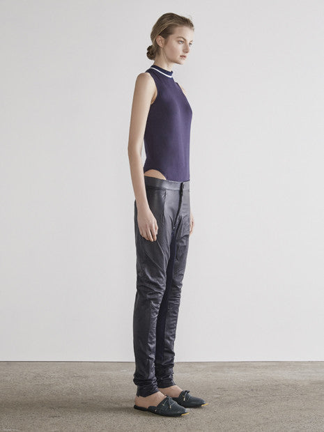 Two-Tone Slick Pants MADE-TO-ORDER
