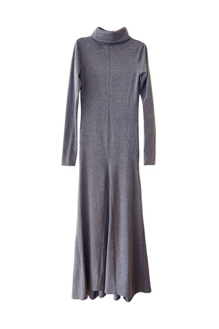 ELEVATE DRESS in LIGHT GREY