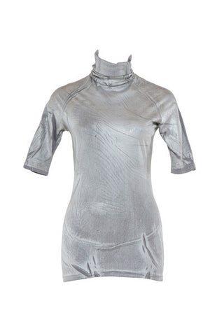 LUMINIFEROUS TOP in SILVER
