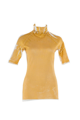 LUMINIFEROUS TOP in GOLD