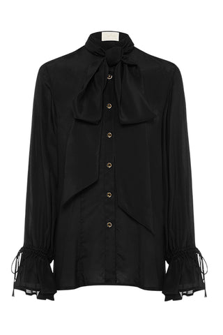 ISADORE SHIRT in BLACK
