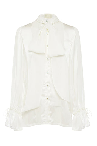 ISADORE SHIRT in CREAM