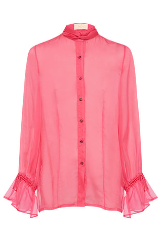 ISADORE SHIRT in PINK