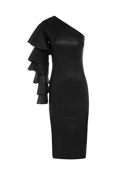 Copacabana Dress In Black MADE-TO-ORDER