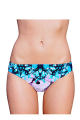 LOW BRIEF (GREAT CUT) in AQUA CRYSTAL
