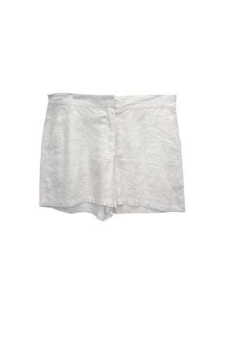 ZINK SHORTS in WHITE