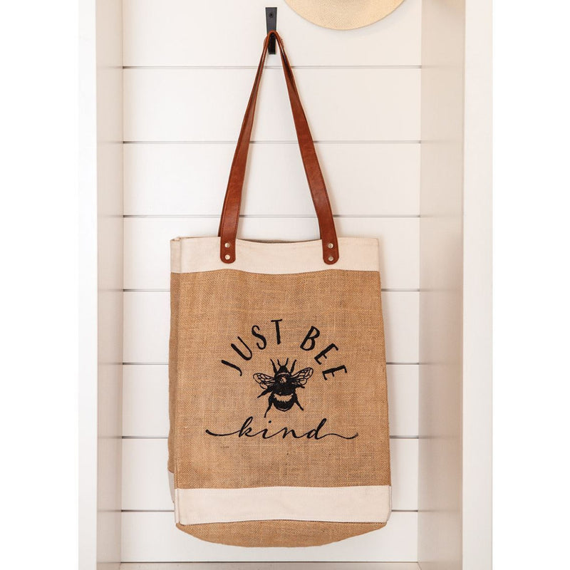 Just Bee Market Tote