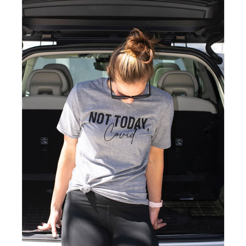 Not Today Covid Shirt