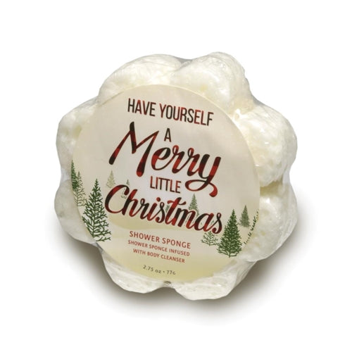 Holiday Soap Sponge