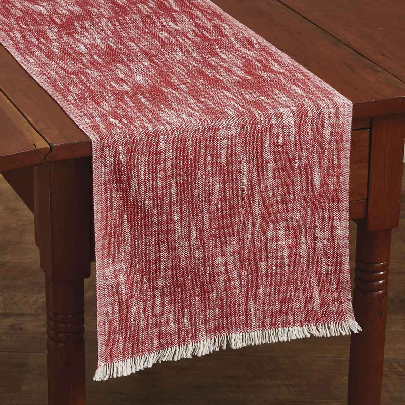 "72"" Red Table Runner"