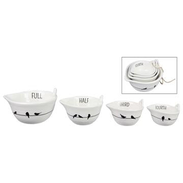 Bird Measuring Cups