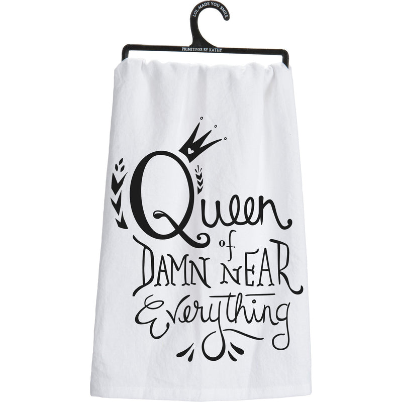 Queen Dish Towel