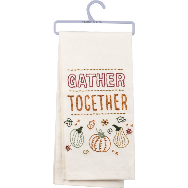 Gather Together Dish Towel