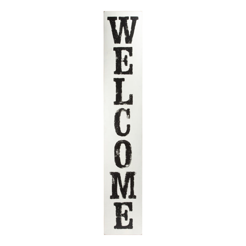 Whitewash Welcome Board
