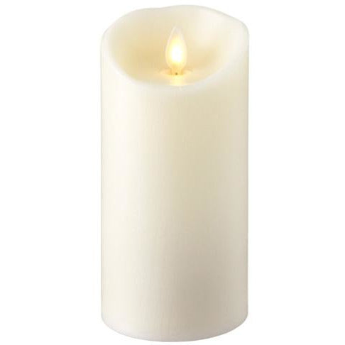 "3.5"" x 9"" Push Flame Candle"