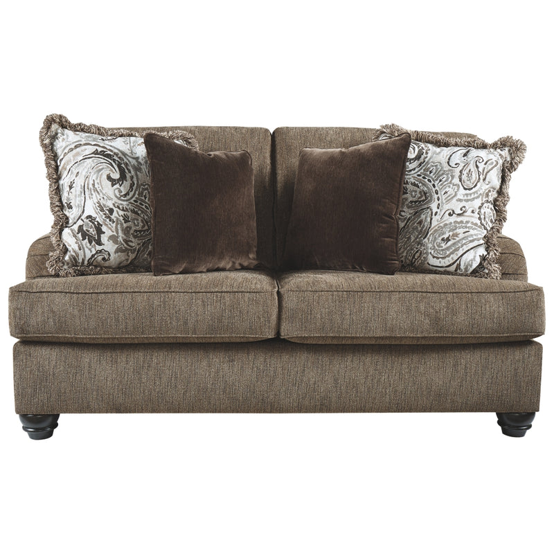 Charles Brown Loveseat