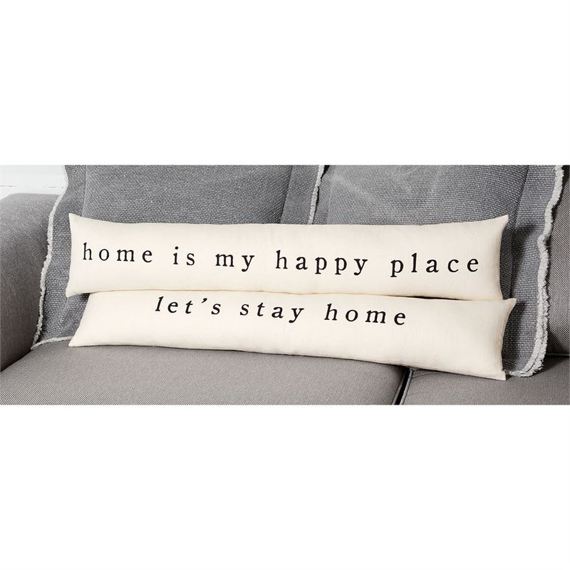 Happy Home Skinny Pillows