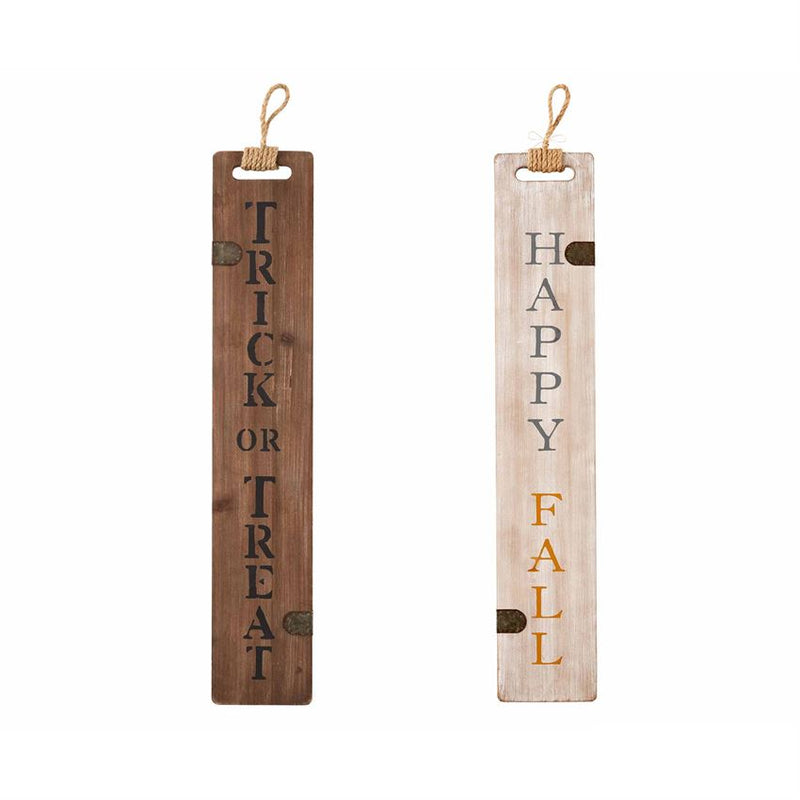 Fall Reversible Sign