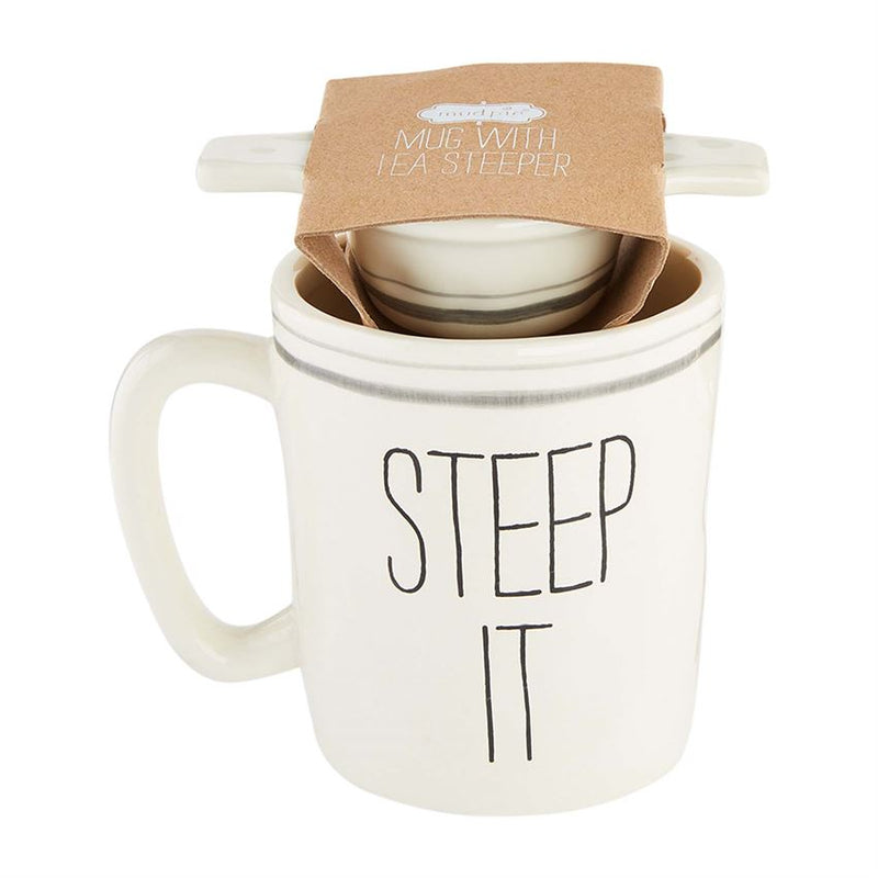 Steep It Mug Set
