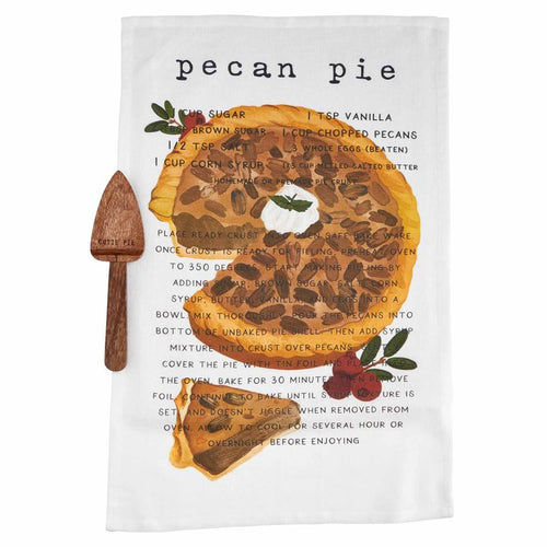 Pie Server Towel Set