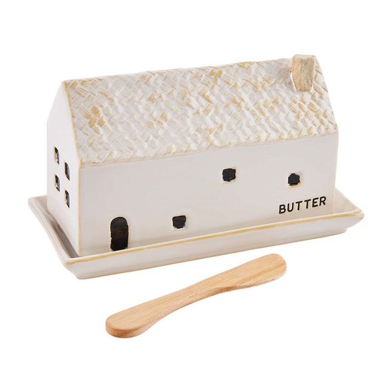 House Butter Dish