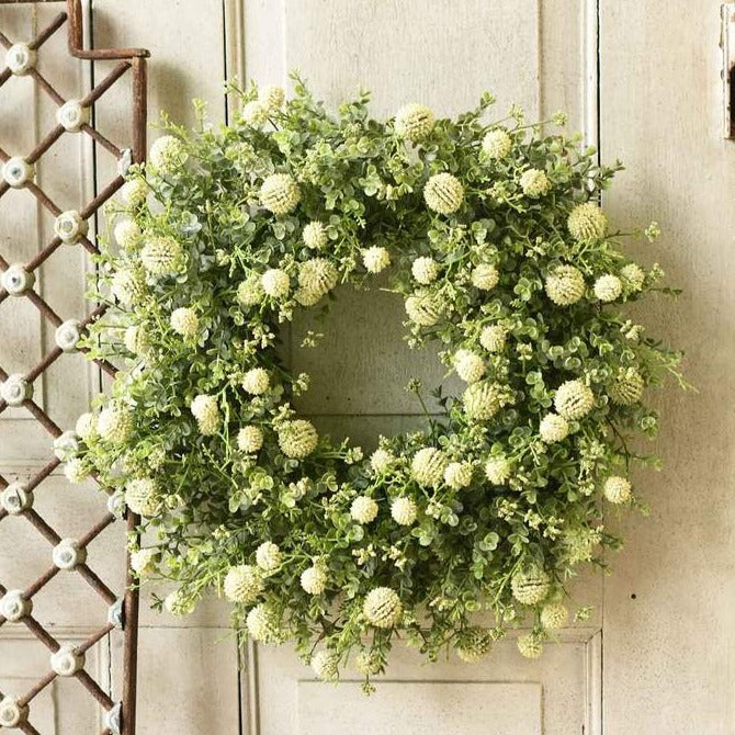 "22"" Garden Bliss Wreath"