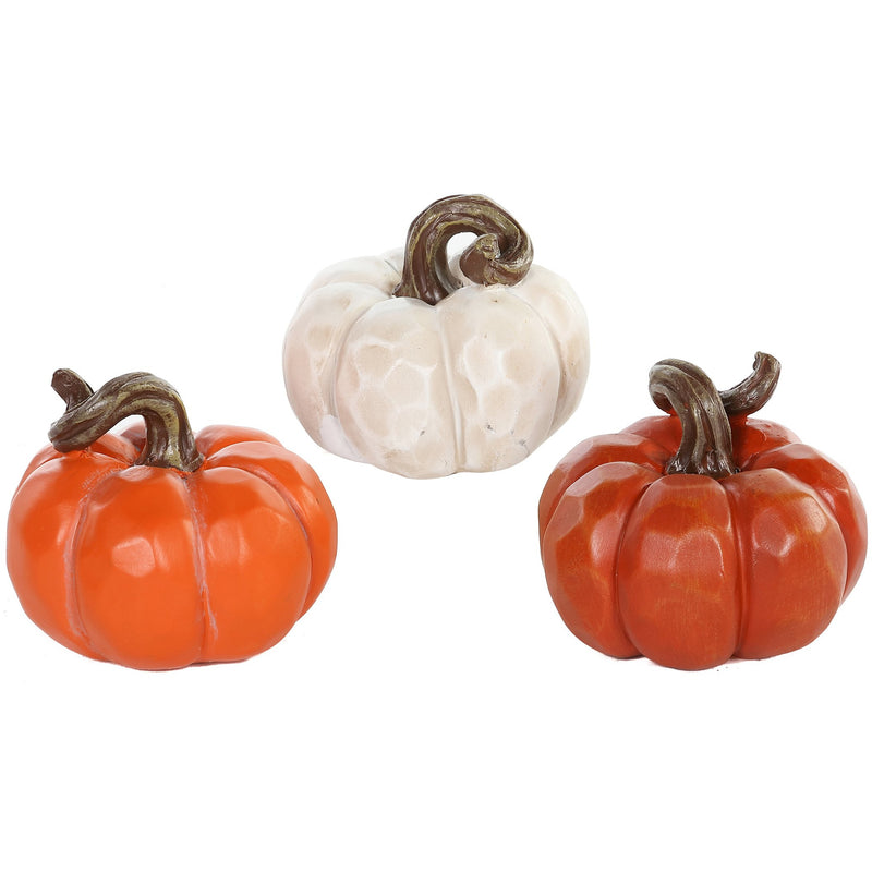 Resin Chunky Pumpkin