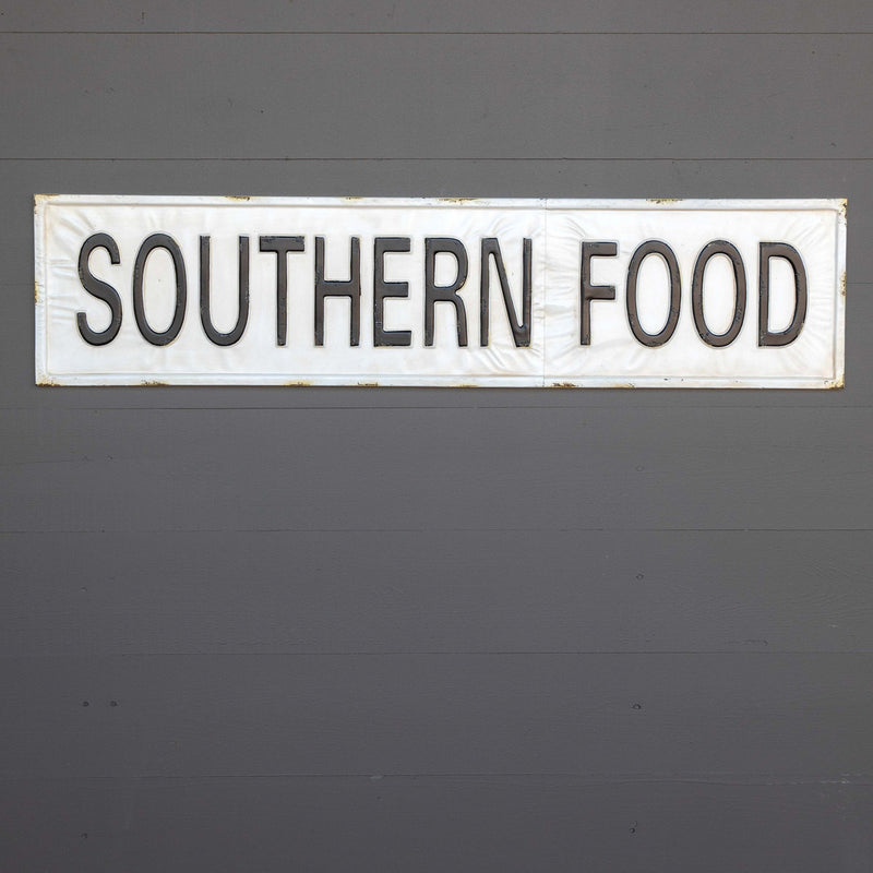 Southern Food Sign