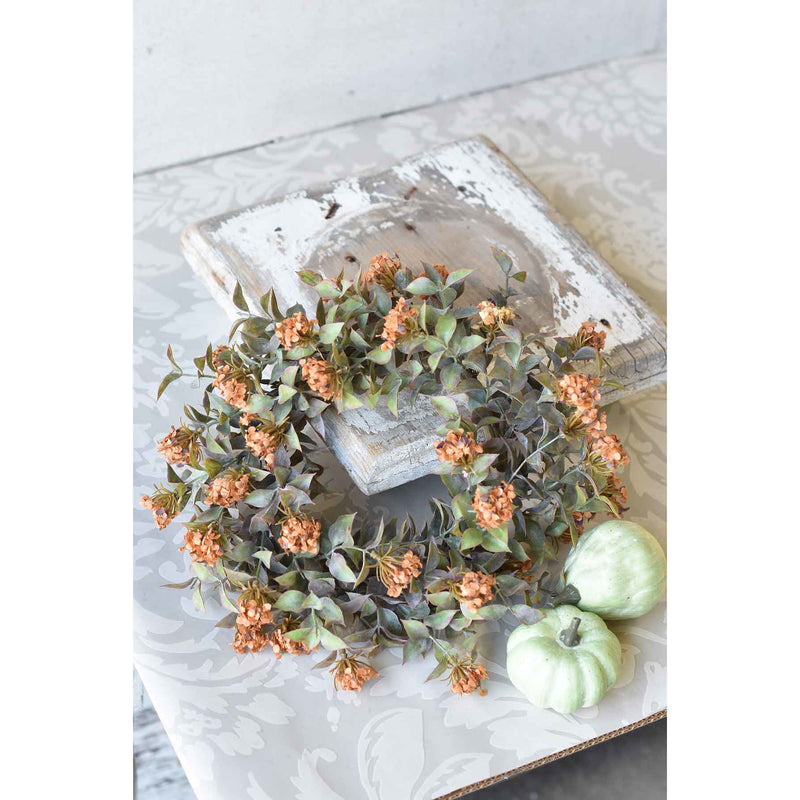Pumpkin Late Bloomer Candle Ring
