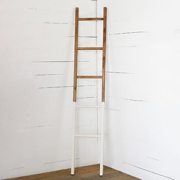 Two Tone Decorative Ladder