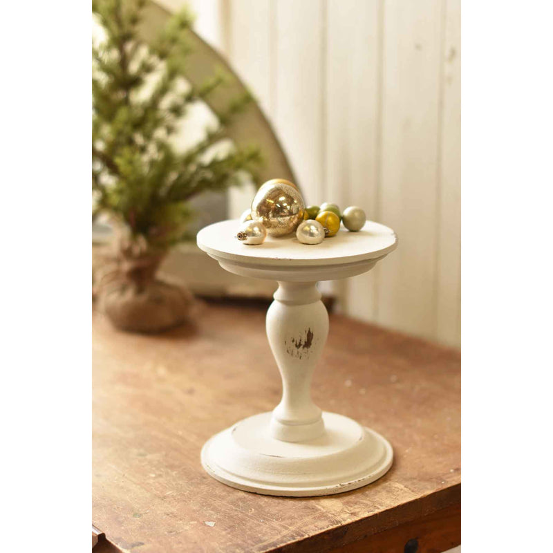 "8.75"" Cream Maryvale Holder"