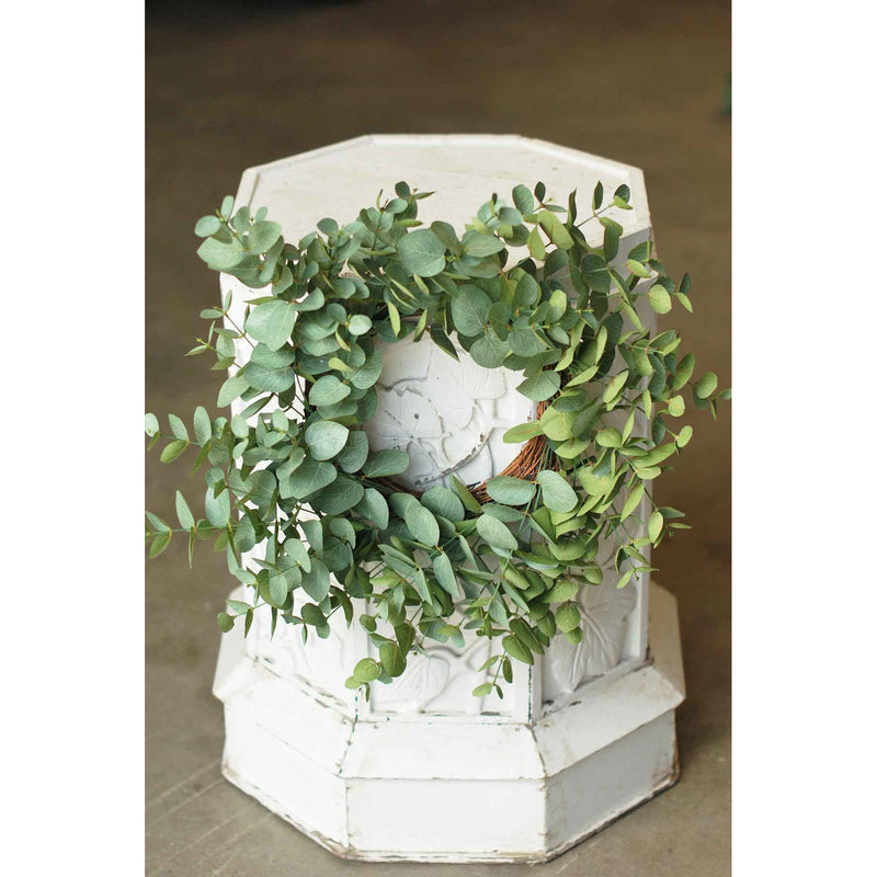 "22"" Nova Eucalyptus Wreath"