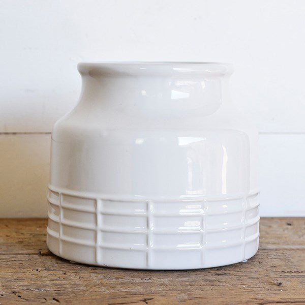 Check Pattern Jug