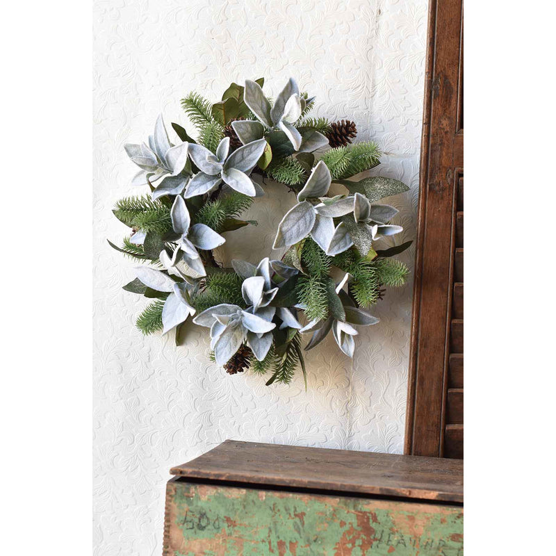 Winter Endeavor Wreath