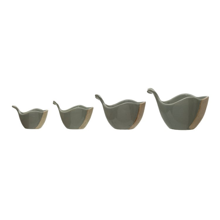 Whale Grey Measuring Cups