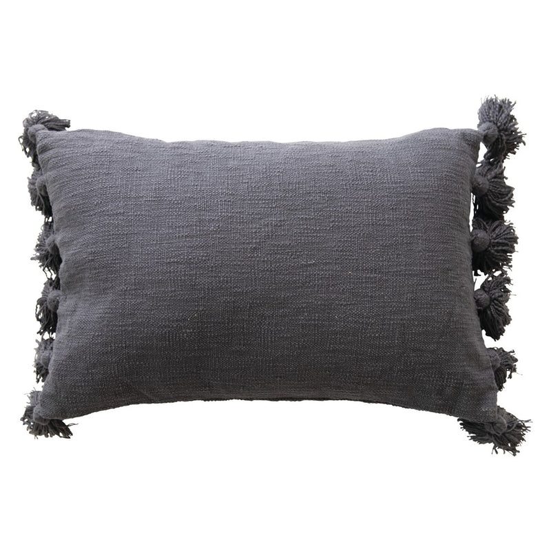Midnight Blue Lumbar Pillow