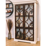 Helena Glass Door Hutch